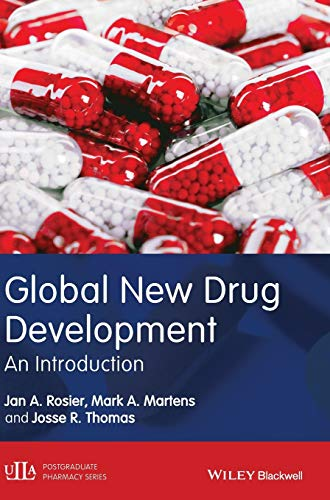 9781118414880: Global New Drug Development (Postgraduate Pharmacy Series)