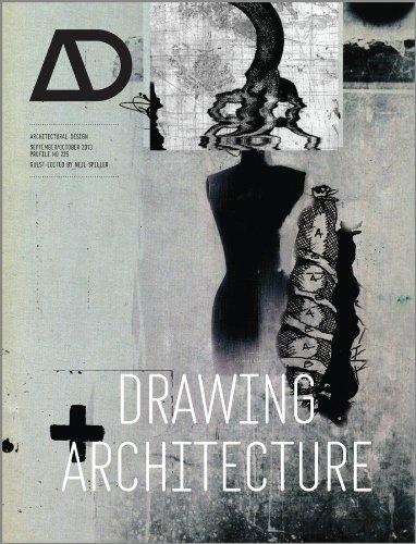 9781118418796: Drawing Architecture (Architectural Design)