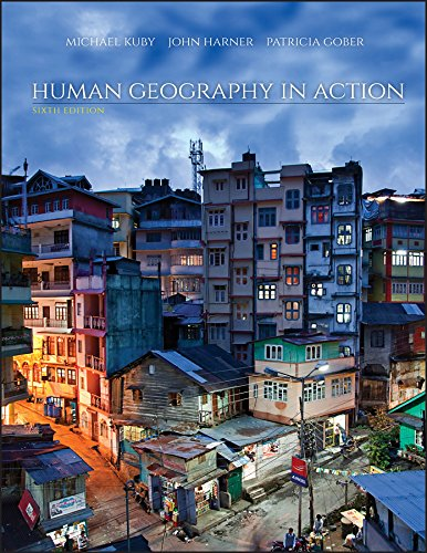 9781118422571: Human Geography in Action