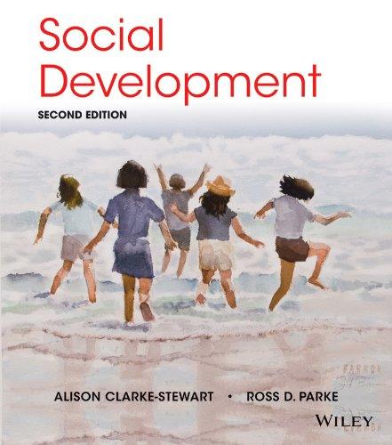 Social Development: Alison Clarke-Stewart, Ross