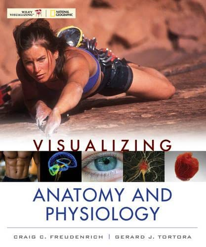 9781118426135: Visualizing Anatomy and Physiology 1e + WileyPLUS Registration Card
