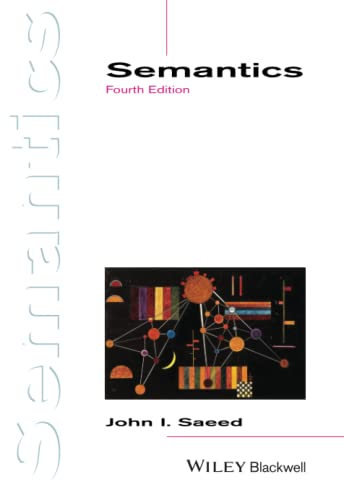 9781118430163: Semantics (Introducing Linguistics)