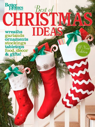 9781118435205: Best of Christmas Ideas, Second Edition (Better Homes and Gardens Cooking)