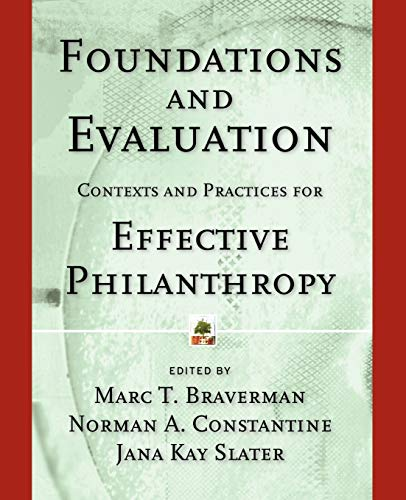 Foundations and Evaluation: Marc T. Braverman