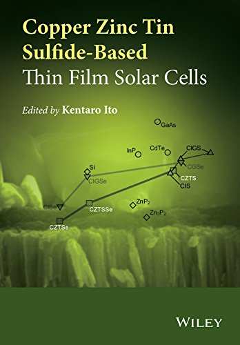9781118437872: Copper Zinc Tin Sulfide-Based Thin-Film Solar Cells