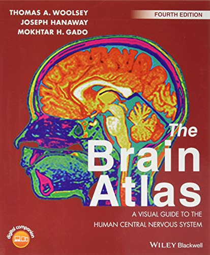 9781118438770: The Brain Atlas: A Visual Guide to the Human Central Nervous System