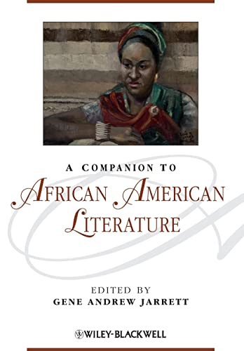 9781118438787: A Companion to African American Literature