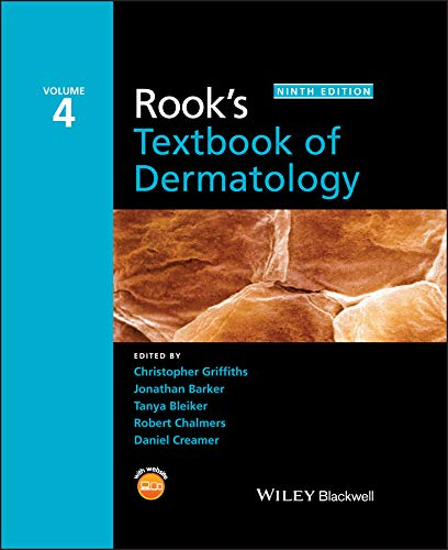 9781118441190: Rook's Textbook of Dermatology: 4 Volume Set - Print and Online Package