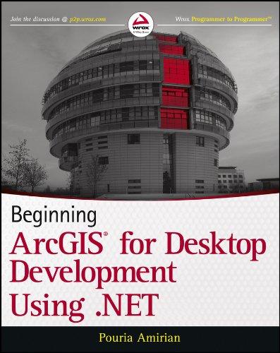 9781118442548: Beginning Arcgis for Desktop Development Using .Net