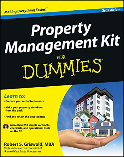 Property Management Kit For Dummies?, 3rd Edition Format: Paperback: Robert S. Griswold
