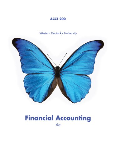 9781118443897: Financial Accounting