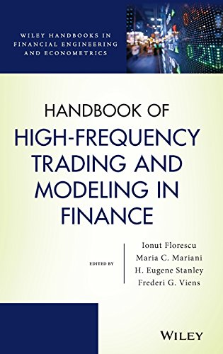 9781118443989: Handbook of High-Frequency Trading and Modeling in Finance (Wiley Handbooks in Financial Engineering and Econometrics)