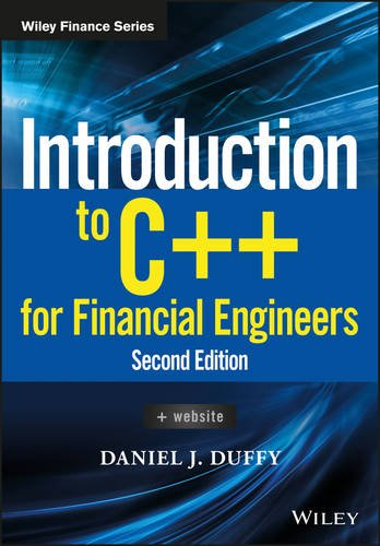 9781118446089: Introduction to C++ for Financial Engineers (The Wiley Finance Series)