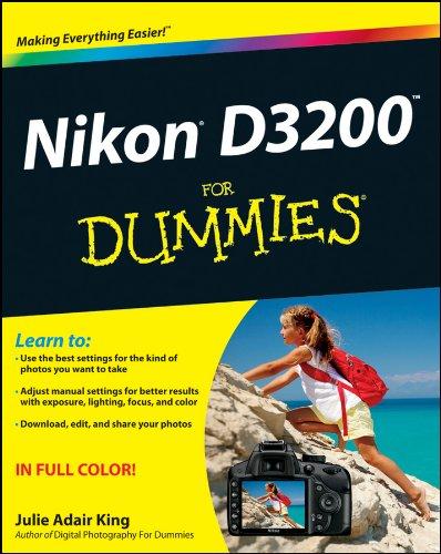 9781118446836: Nikon D3200 for Dummies