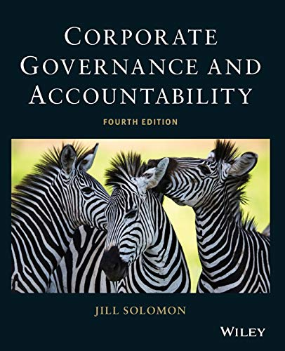 9781118449103: Corporate Governance and Accountability