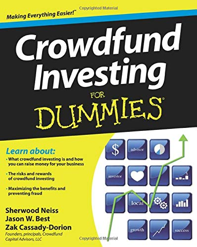 9781118449691: Crowdfund Investing for Dummies (For Dummies (Business & Personal Finance))