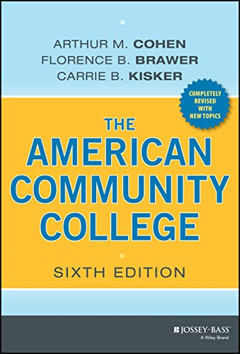 9781118449813: The American Community College