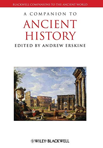 9781118451366: Companion Ancient History (Blackwell Companions to the Ancient World)