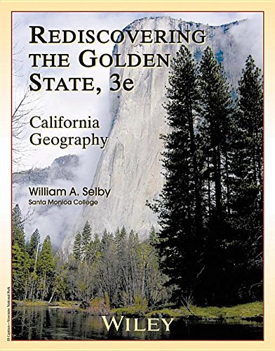 REDISCOVERING GOLDEN STATE-W/C: Selby, William A.