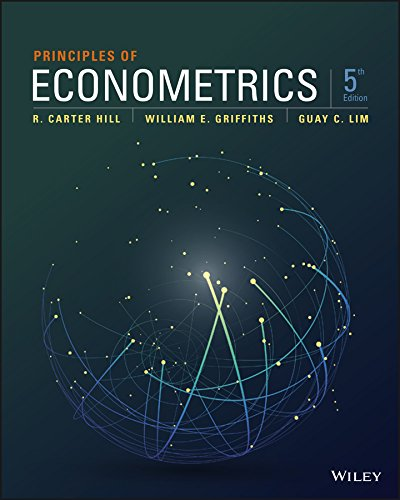 9781118452271: Principles of Econometrics