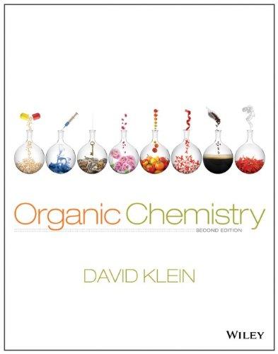 Organic Chemistry: Klein, David R.