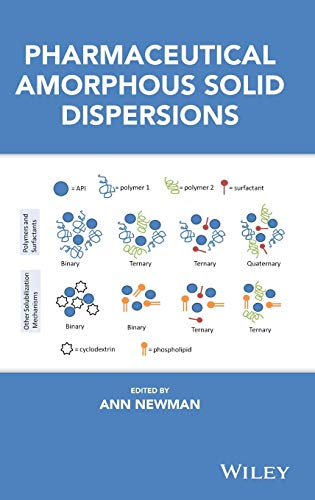9781118455203: Pharmaceutical Amorphous Solid Dispersions
