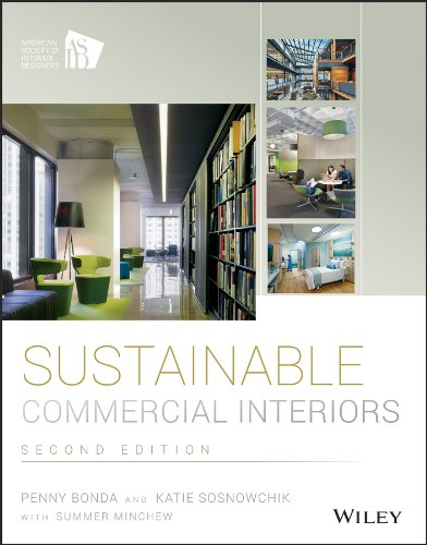 9781118456293: Sustainable Commercial Interiors