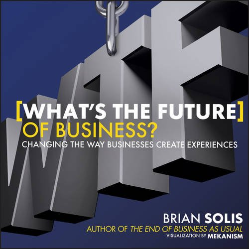 9781118457184: What's the Future of Business: Changing the Way Businesses Create Experiences