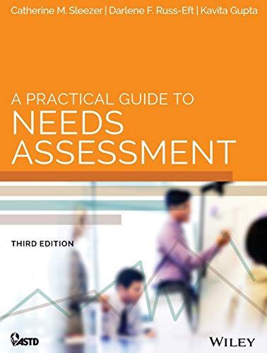 A Practical Guide to Needs Assessment (American: Sleezer, Catherine M.,