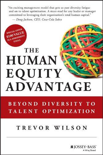 9781118458402: The Human Equity Advantage: Beyond Diversity to Talent Optimization