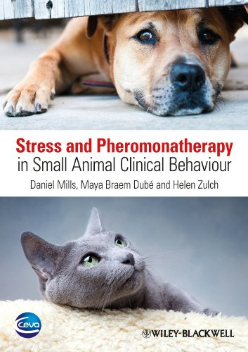 9781118458792: Stress & Pheromonatherapy in Small Anima