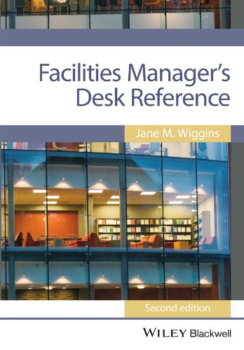 9781118462942: Facilities Manager's Desk Reference (CourseSmart)