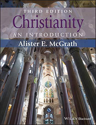 Christianity: Alister E. McGrath