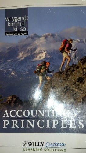 9781118466629: Accounting Principles - Custom - 10th Edition (Accounting Principles)