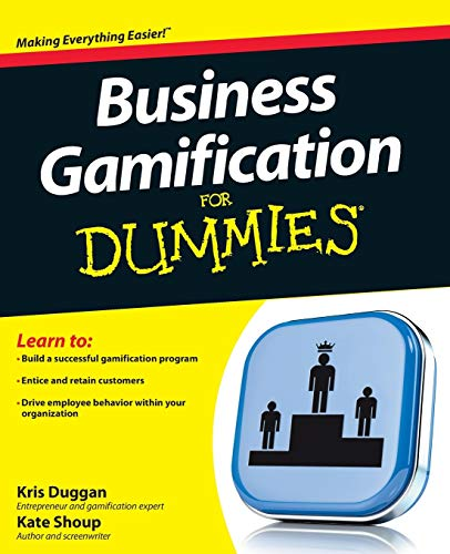 9781118466933: Business Gamification For Dummies