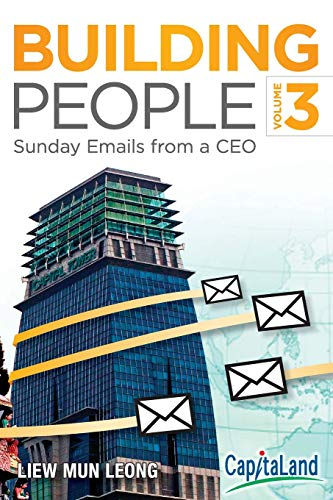 9781118469422: Building People: Sunday Emails from a CEO