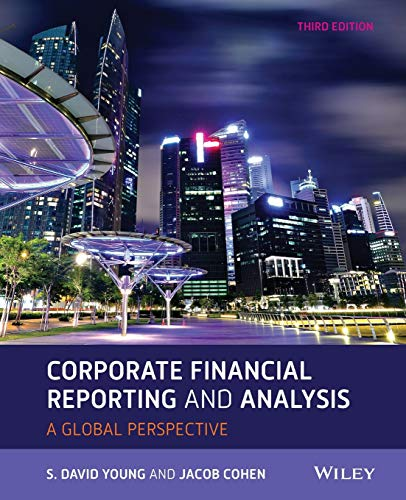 9781118470558: Corporate Financial Reporting and Analysis
