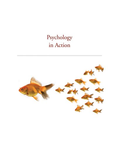 9781118470633: Psychology in Action