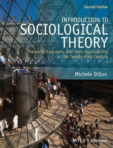 9781118471920: Introduction to Sociological Theory: Theorists, Concepts, and their Applicability to the Twenty-First Century