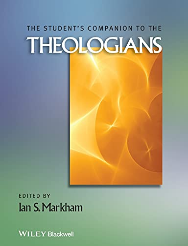 9781118472583: The Student's Companion to the Theologians