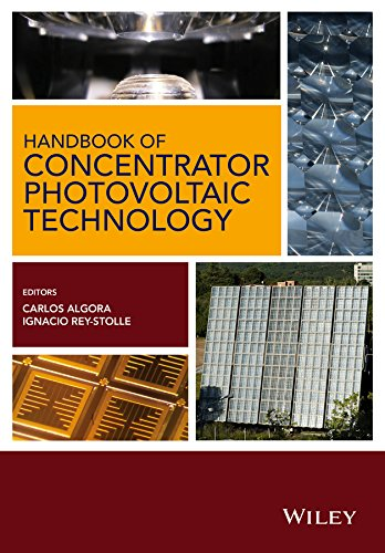 9781118472965: Handbook of Concentrator Photovoltaic Technology