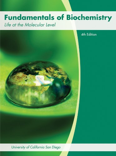 9781118474747: Fundamentals of Biochemistry: Life At the Molecular Level 4th Edition