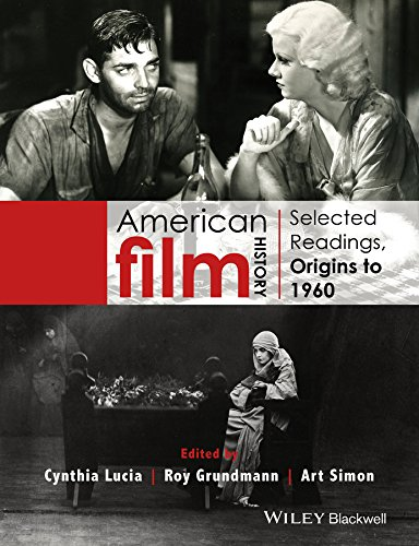 9781118475133: American Film History: Selected Readings, Origins to 1960