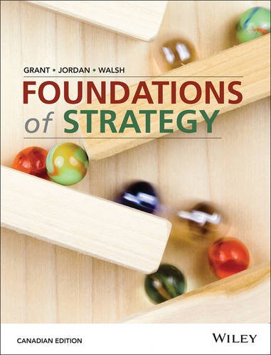 9781118476949: Foundations of Strategy