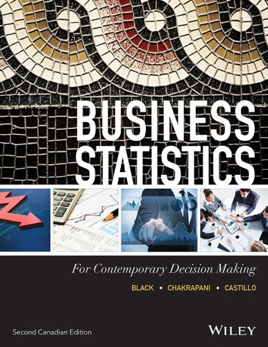 Business Statistics for Contemporary Decision Making: Black, Ken