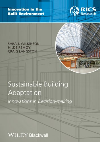 9781118477106: Sustainable Building Adaptation: Innovations in Decision-making (Innovation in the Built Environment)