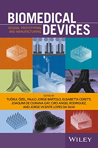 9781118478929: Biomedical Devices: Design, Prototyping, and Manufacturing