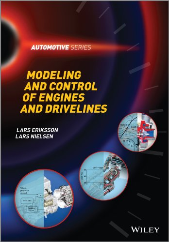 9781118479995: Modeling and Control of Engines and Drivelines (Automotive Series)