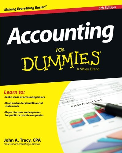 9781118482223: Accounting For Dummies