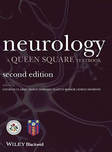 9781118486177: Neurology: A Queen Square Textbook - AbeBooks: 111848617X